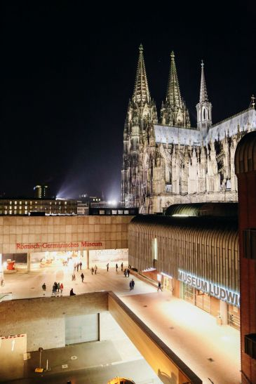 Postcards From Cologne, Germany... (4)