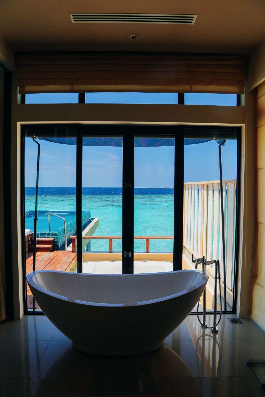 Hello From The Maldives - Angsana Velavaru In Ocean Water Villas (9)