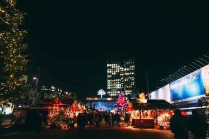 The Sauciest Christmas Market In Hamburg, Germany… (49)