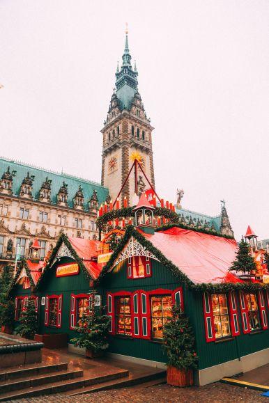 Christmas Market Fun In Hamburg, Germany… (26)