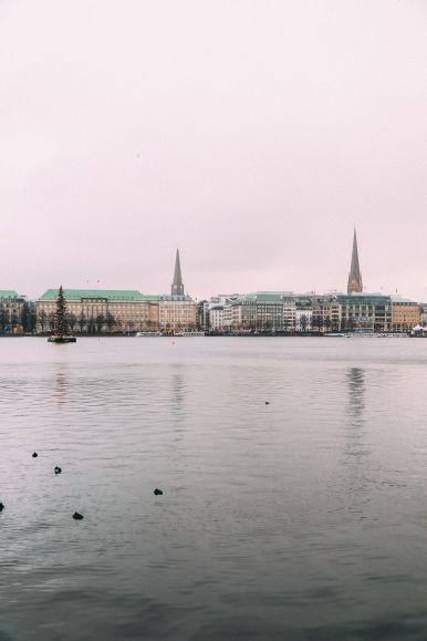 Racing Through Hamburg, Germany… (4)