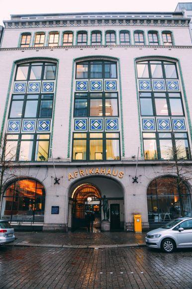 Racing Through Hamburg, Germany… (25)