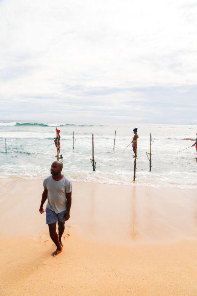 The Ancient Tradition Of Stilt Fishing… In Sri Lanka (25)