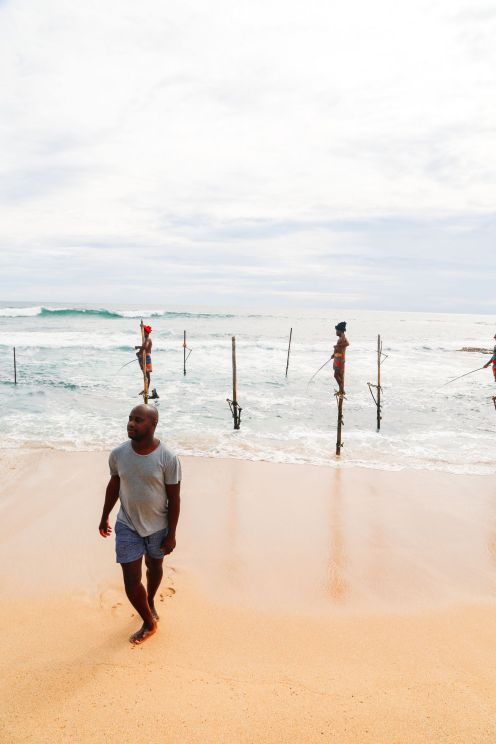 The Ancient Tradition Of Stilt Fishing… In Sri Lanka (25)
