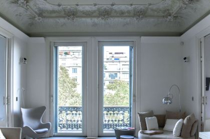 El Palauet Living: The Most Amazing Hotel To Stay In Barcelona, Spain (12)