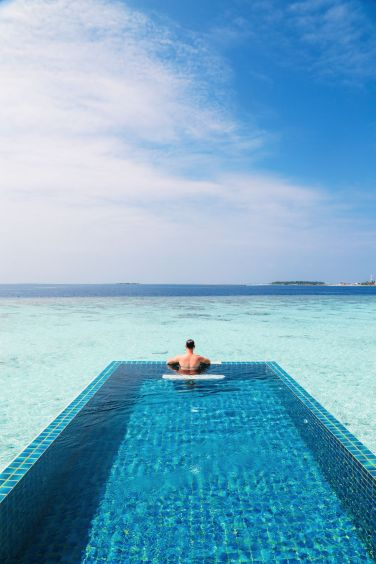 The View From Above... At The Angsana Velavaru Maldives (5)