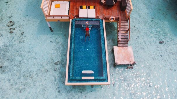 The View From Above... At The Angsana Velavaru Maldives (11)