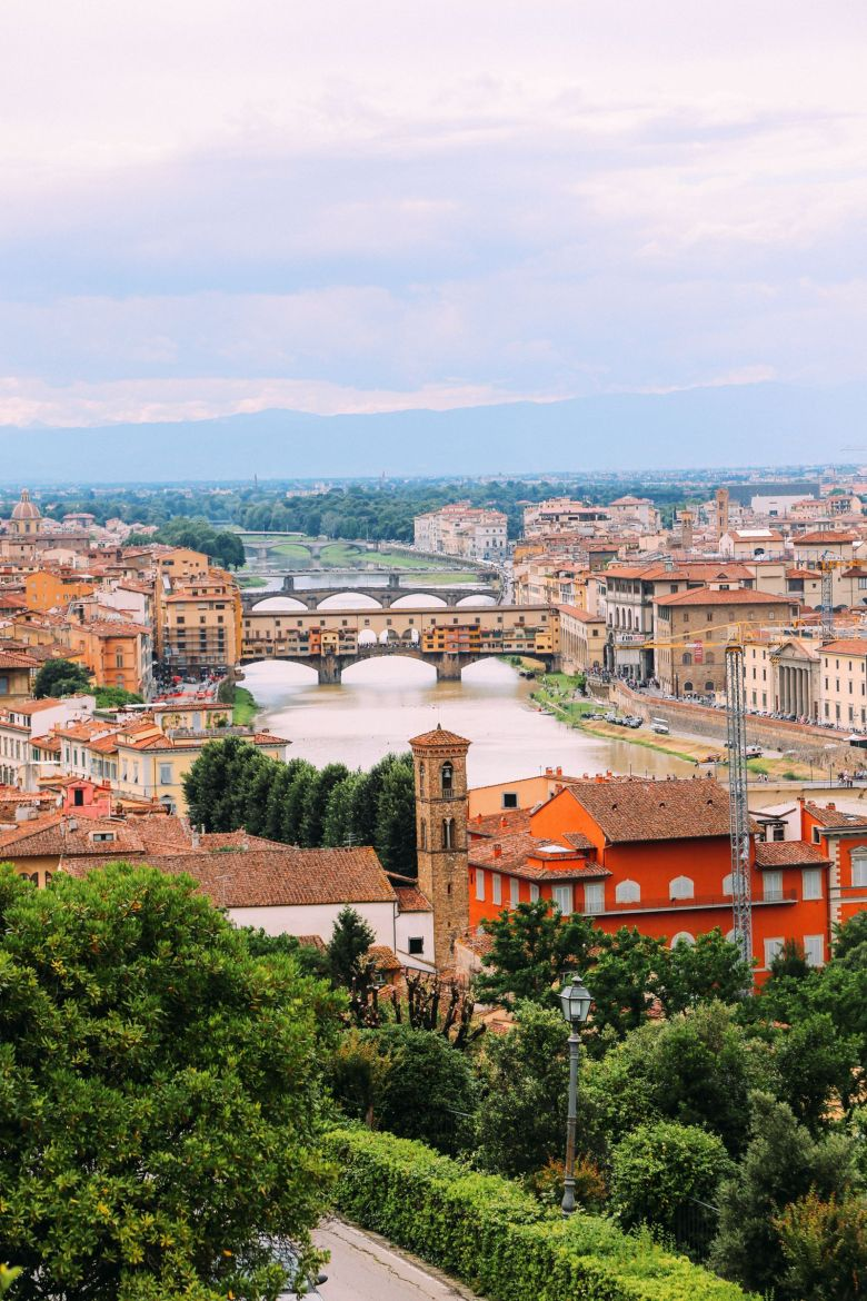 The Return To Florence, Italy... (2)