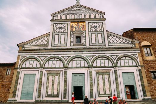 The Return To Florence, Italy... (13)
