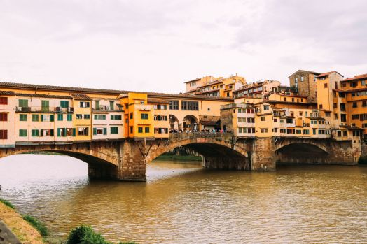 The Return To Florence, Italy... (33)