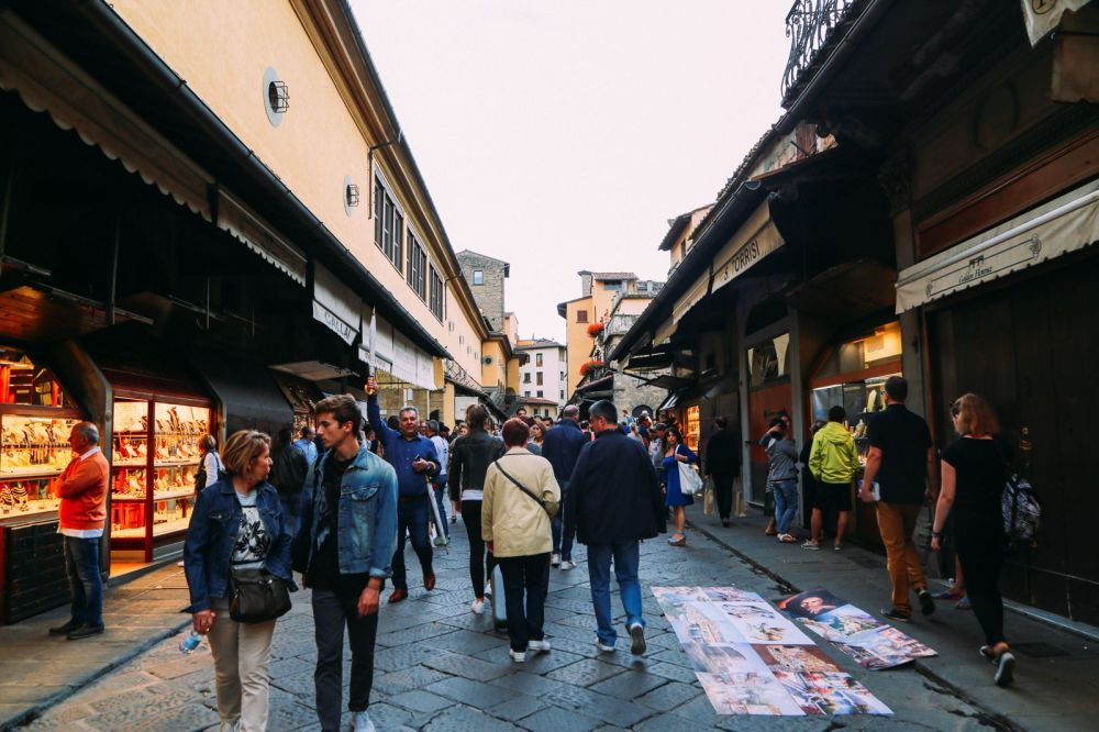 The Return To Florence, Italy... (35)