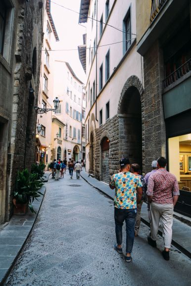 The Return To Florence, Italy... (39)