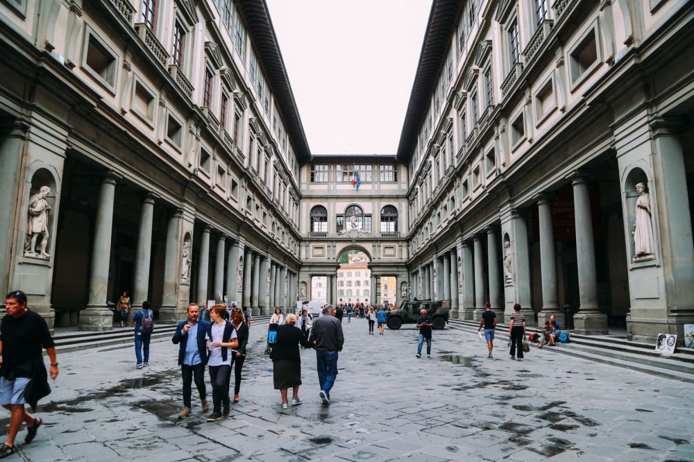 The Return To Florence, Italy... (43)