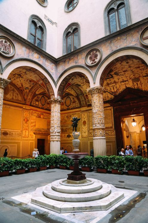 The Return To Florence, Italy... (50)