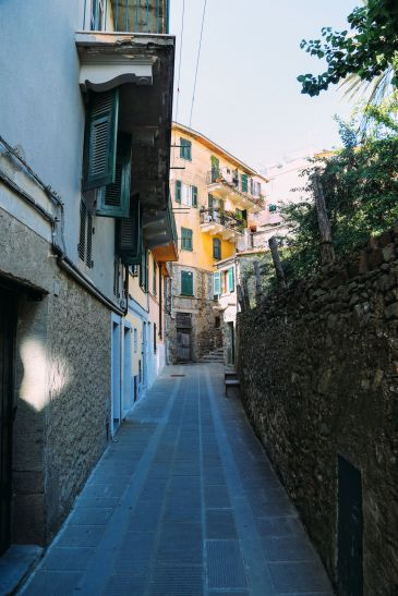 Afternoons In Cinque Terre, Italy... (17)