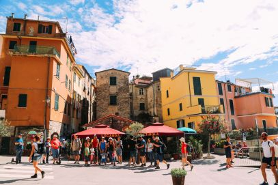 Afternoons In Cinque Terre, Italy... (18)
