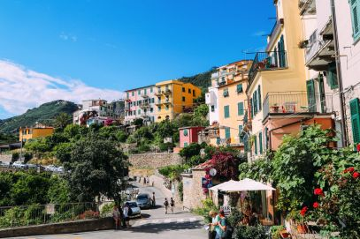 Afternoons In Cinque Terre, Italy... (19)