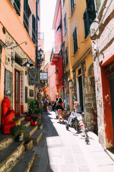 Afternoons In Cinque Terre, Italy... (24)