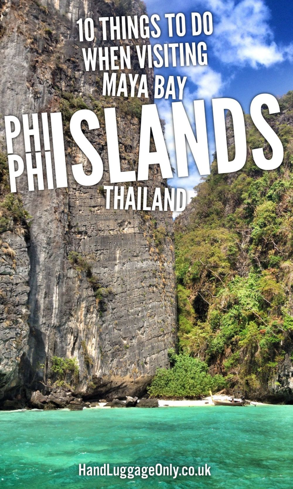 Phi Phi Island Maya Bay Things To Do