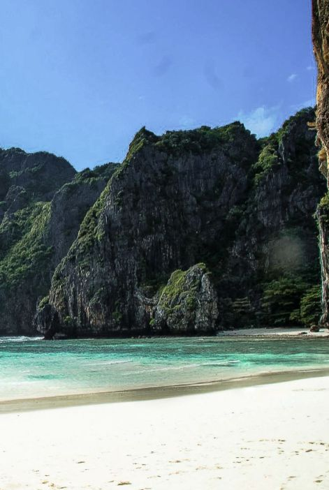 Exploring Maya Bay, Thailand (3)