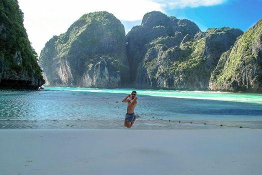 Exploring Maya Bay, Thailand (20)