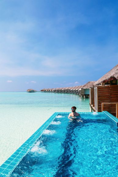 Beaches, Purple Sunsets And Island Hygge... At Velassaru Maldives (19)