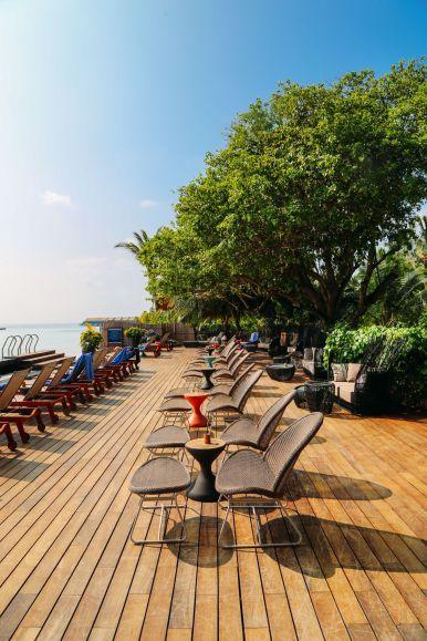 The Long Island Of Kuramathi... In The Maldives (31)