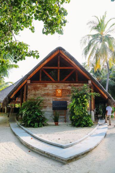 The Long Island Of Kuramathi... In The Maldives (41)