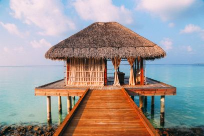 The Long Island Of Kuramathi... In The Maldives (51)