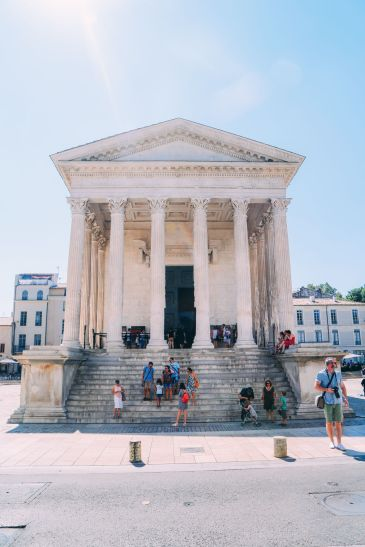 The Most Beautiful City In France You Haven't Heard Of - Nimes (30)