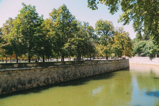 The Beautiful Roman City Of Nimes... In France (40)