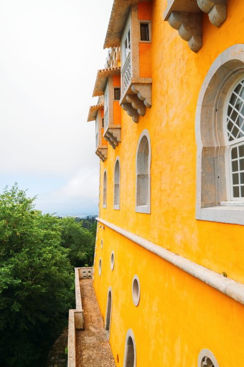 The Beautiful Pena Palace Of Sintra, Portugal (5)