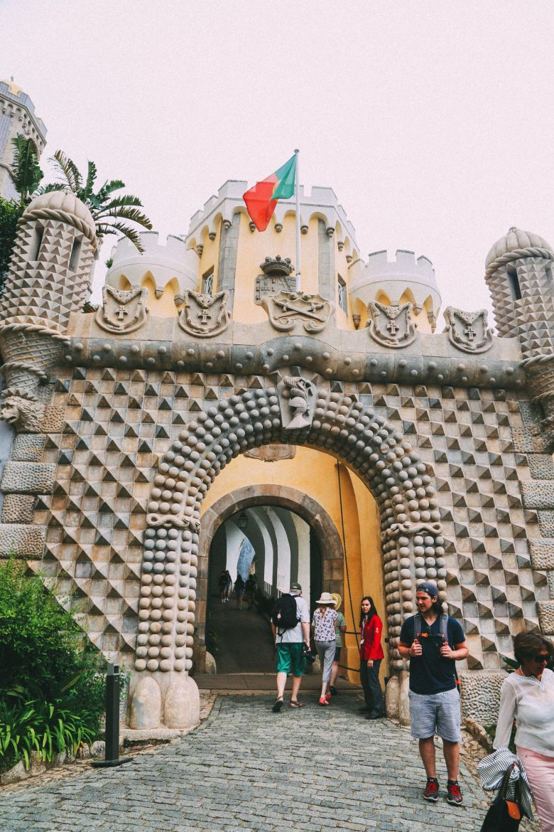 The Beautiful Pena Palace Of Sintra, Portugal (9)
