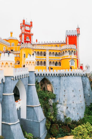 The Beautiful Pena Palace Of Sintra, Portugal (15)