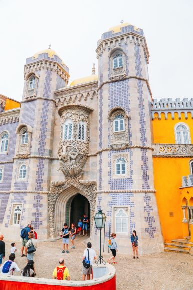The Beautiful Pena Palace Of Sintra, Portugal (18)