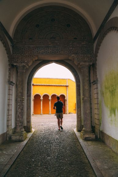 The Beautiful Pena Palace Of Sintra, Portugal (25)