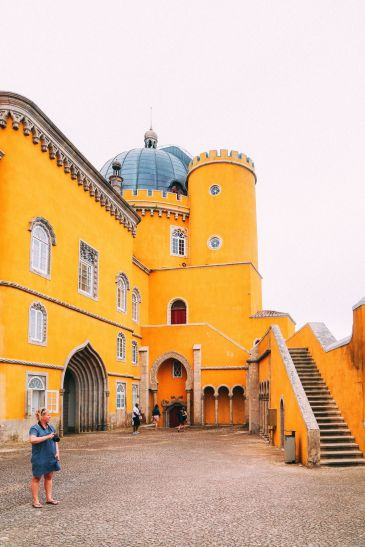 The Beautiful Pena Palace Of Sintra, Portugal (30)
