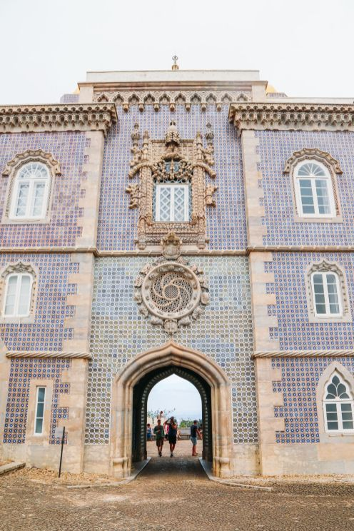 The Beautiful Pena Palace Of Sintra, Portugal (32)