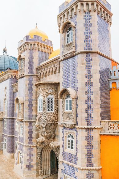 The Beautiful Pena Palace Of Sintra, Portugal (61)