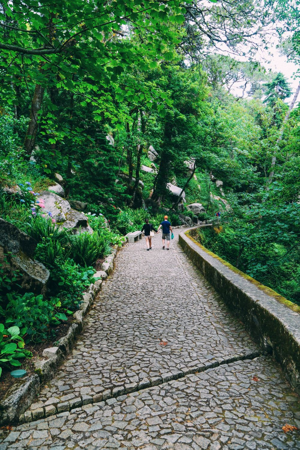 The Moorish Castle, Palace of Sintra And Pena Park – 3 Beautiful Places To See In Sintra, Portugal (1)