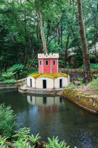 The Moorish Castle, Palace of Sintra And Pena Park – 3 Beautiful Places To See In Sintra, Portugal (30)