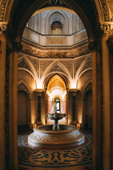 The Amazing Monserrate Palace – An Often Missed Beauty In Sintra, Portugal (31)
