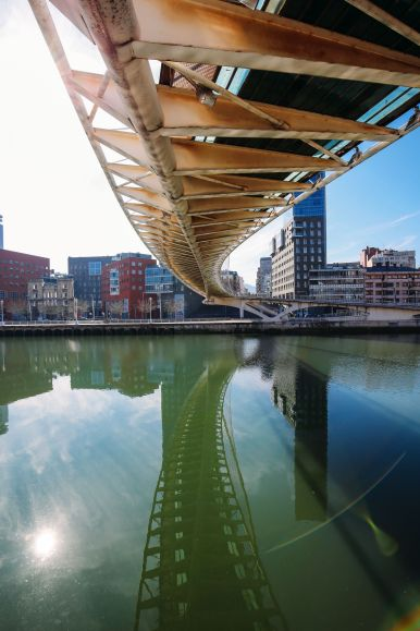 Photographs And Postcards From Bilbao Spain Hand