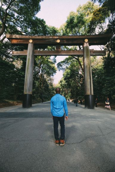 Photographs And Postcards... From Tokyo, Japan (27)