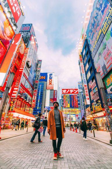 Exploring The Wonder Of Akihabara - Tokyo's Electric Town! (2)