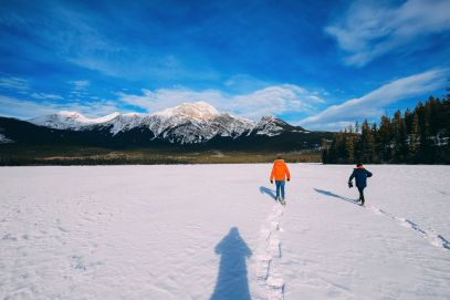 Dog Sledding In Jasper And Ice Hockey In Edmonton - 2 Canadian 'Must-Do's! (15)