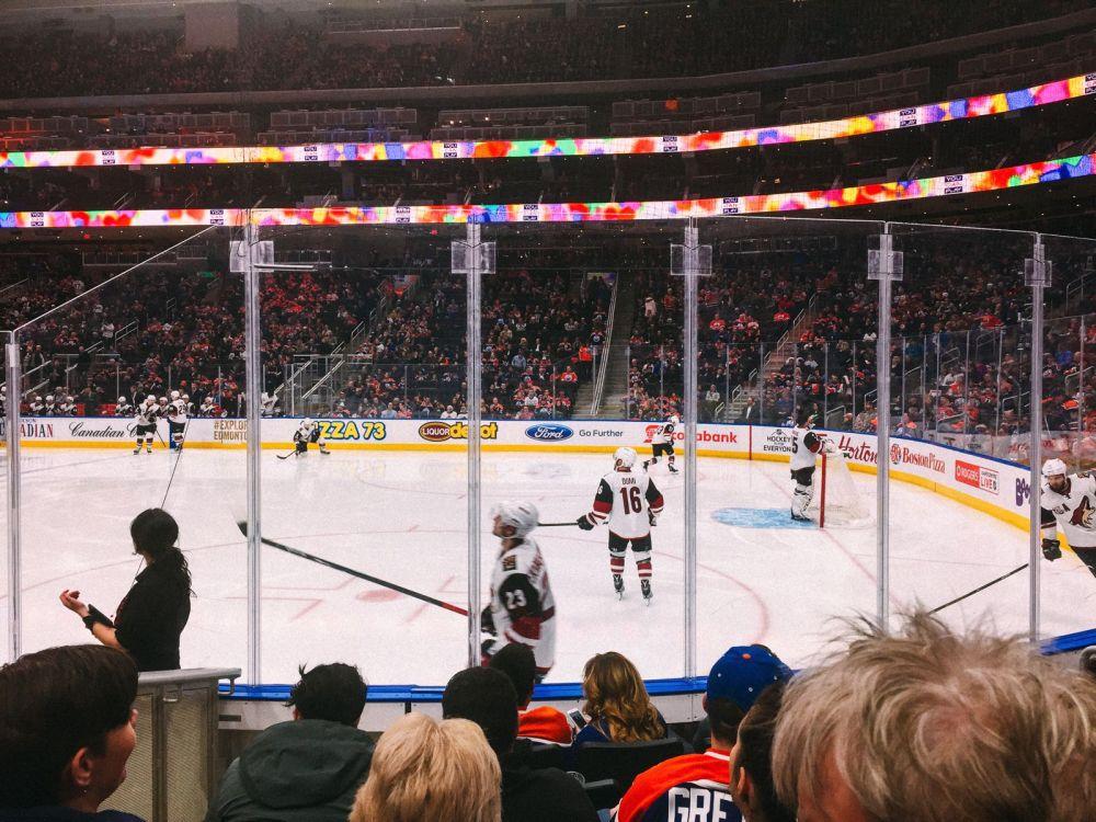 Dog Sledding In Jasper And Ice Hockey In Edmonton - 2 Canadian 'Must-Do's! (72)