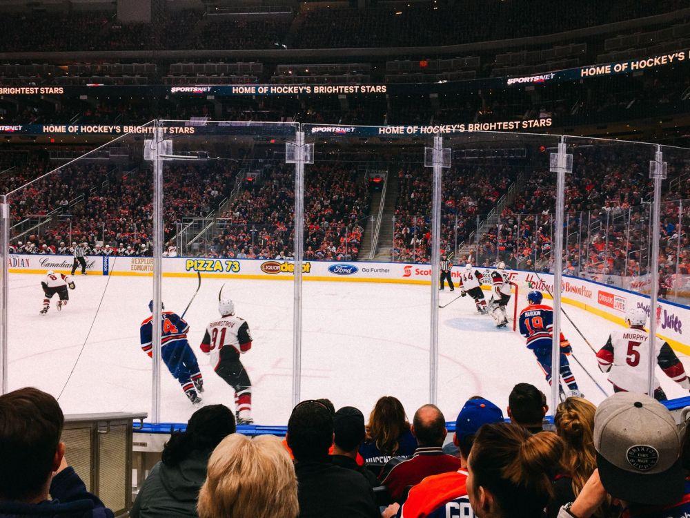 Dog Sledding In Jasper And Ice Hockey In Edmonton - 2 Canadian 'Must-Do's! (79)