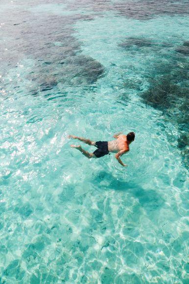 Swimming With Wild Turtles And Those Amazing Island Colours... At Kandolhu Island, Maldives (37)