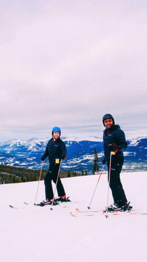 Where To Go Skiing In Jasper, Canada? Marmot Basin! (19)